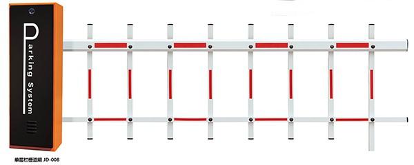 單層欄柵道閘JD-008