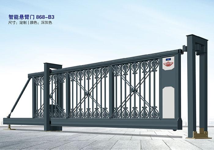 價格: 元  智能懸臂門868-B3